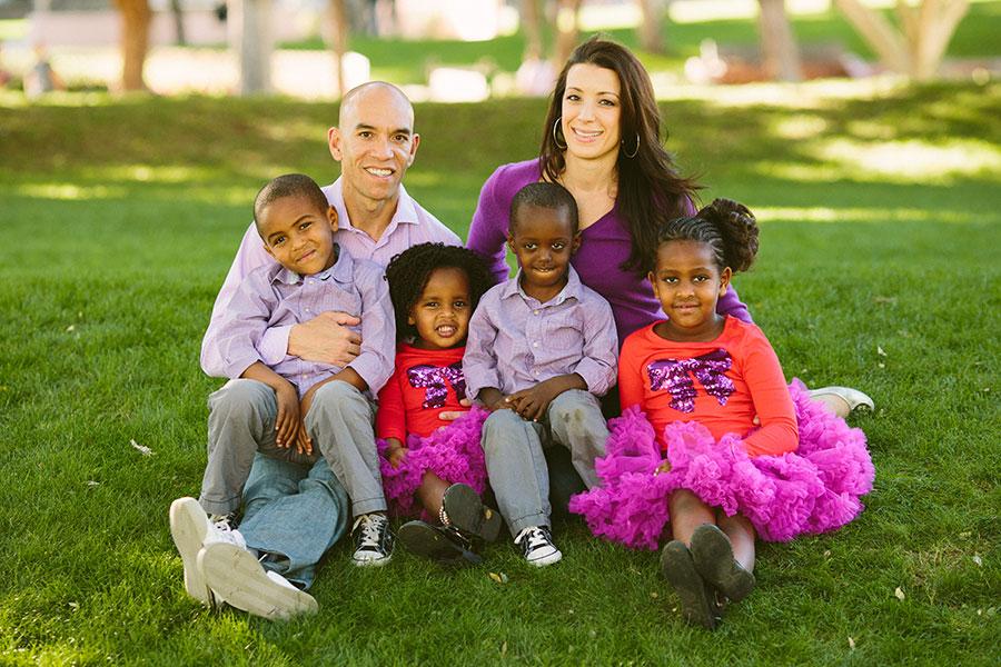 deGuzman Family